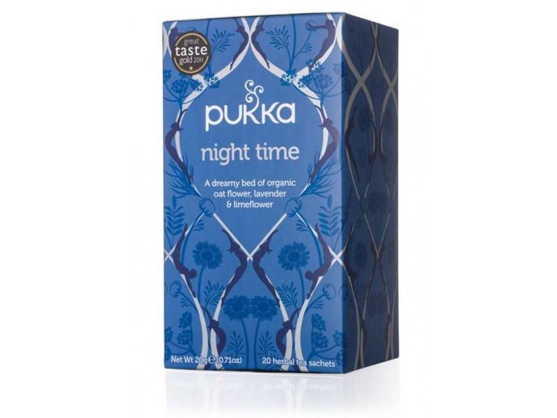 英國Pukka有機甜睡茶 20包
