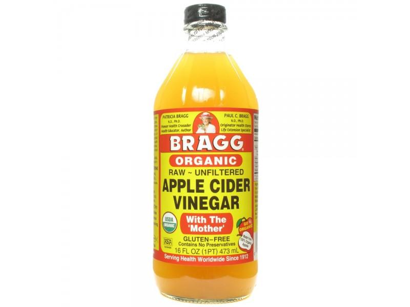 美國Bragg有機蘋果醋 473ml
