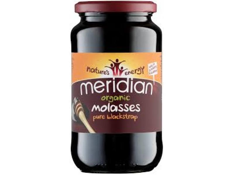 英國Meridian有機黑糖蜜 740g