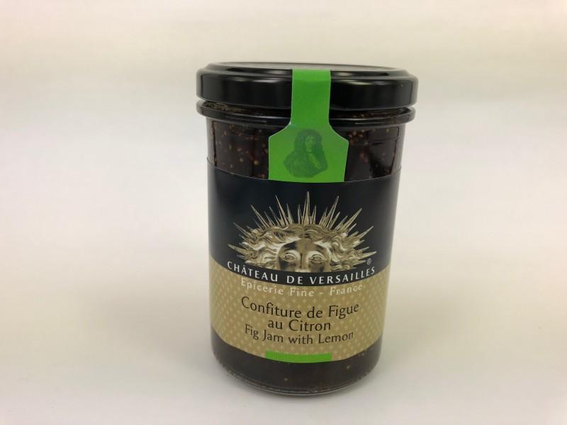 法國梵爾賽宮有機果醬-無花果檸檬 250g