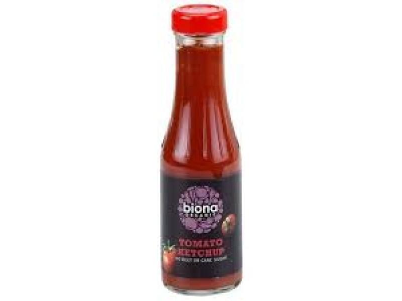 英國Biona有機茄汁(含龍舌蘭糖槳) 340g