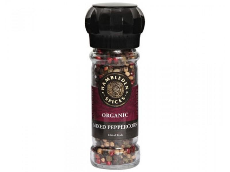 英國Hambleden Herbs有機雜錦即磨胡椒 45g