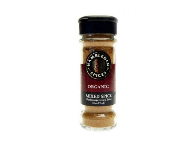 英國Hambleden Herbs 有機混合胡椒辣椒 40G
