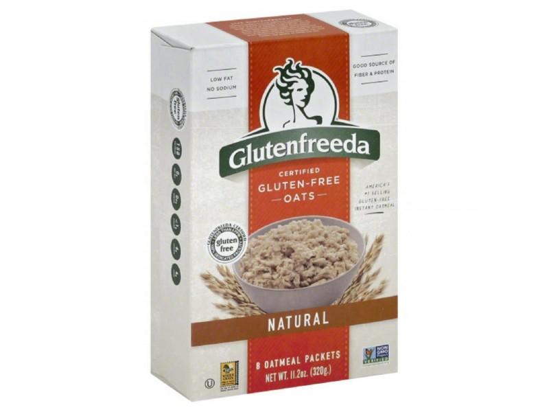 美國Glutenfreeda無麩質即食燕麥 (原味) 320g
