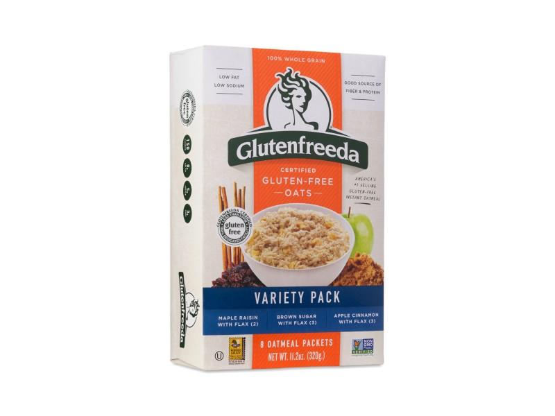 美國Glutenfreeda無麩質即食燕麥 (雜錦味) 320g