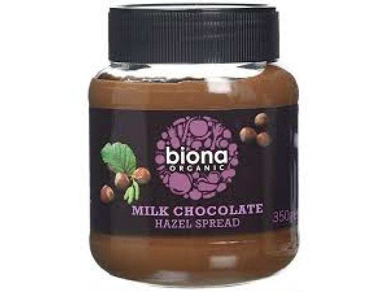 英國Biona有機榛子朱古力醬 350g