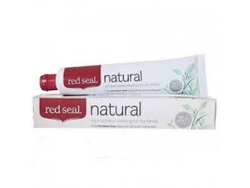 新西蘭Red Seal 天然薄荷牙膏 110g