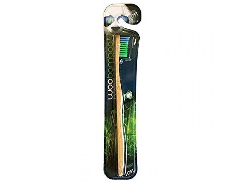 Woobamboo 天然竹製成人牙刷