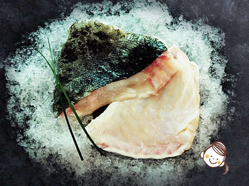 無激素花尾龍躉魚腩