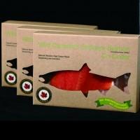 加拿大野生三文魚扒