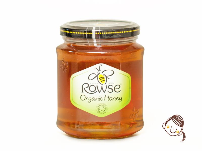 英國Rowse有機蜜糖 (瓶裝) 340g