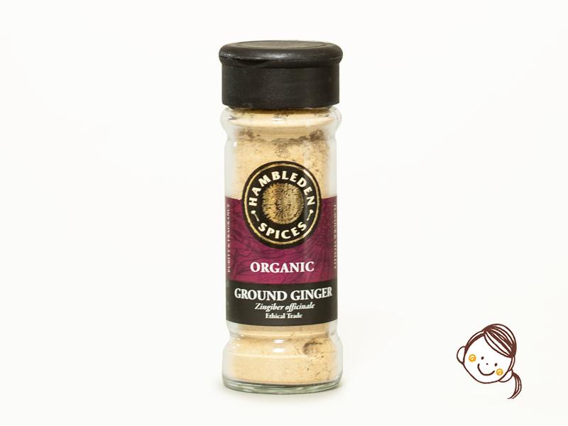 英國Hambleden Herbs有機薑粉 30g