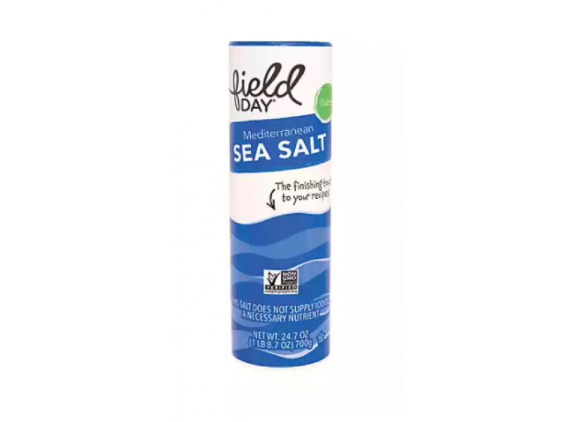 FIELD DAY 地中海天然粗海鹽 750g