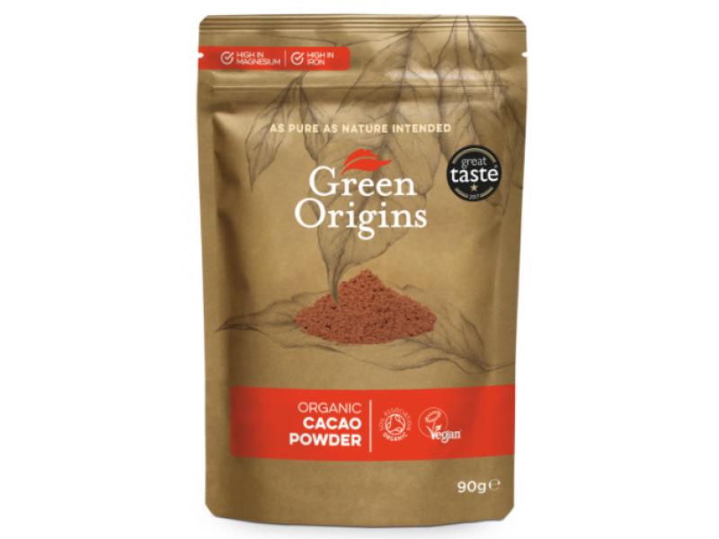 英國 GREEN ORIGINS有機可可粉 250g