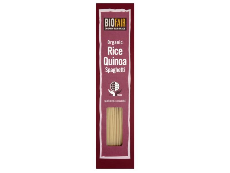 玻利維亞 BIOFAIR有機藜麥意粉 250g