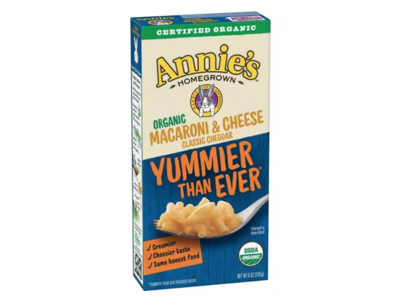 美國 ANNIE'S有機芝士通粉 170g