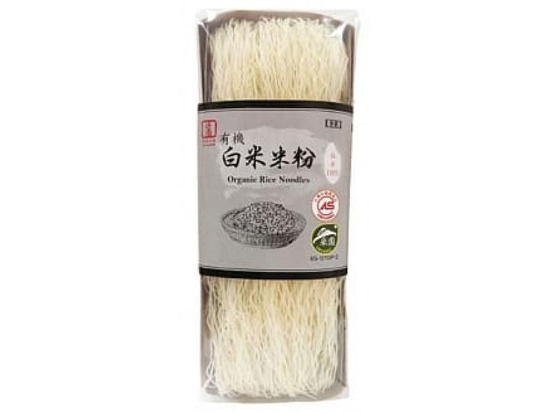 台灣 源順有機白米米粉 200g