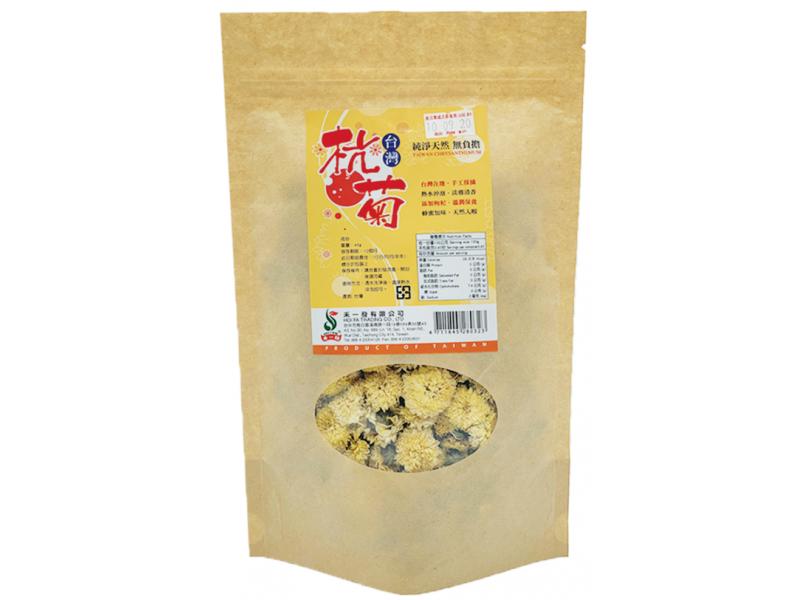 台灣 禾一發天然杭菊 45g