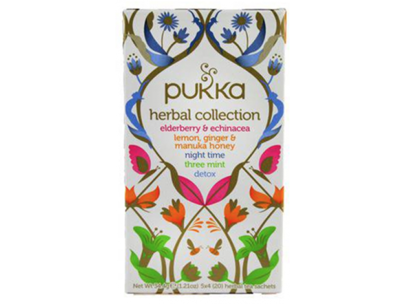 英國Pukka有機雜錦茶包 20包
