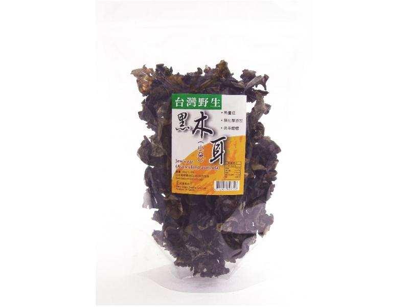 台灣 品溱野生黑木耳65g
